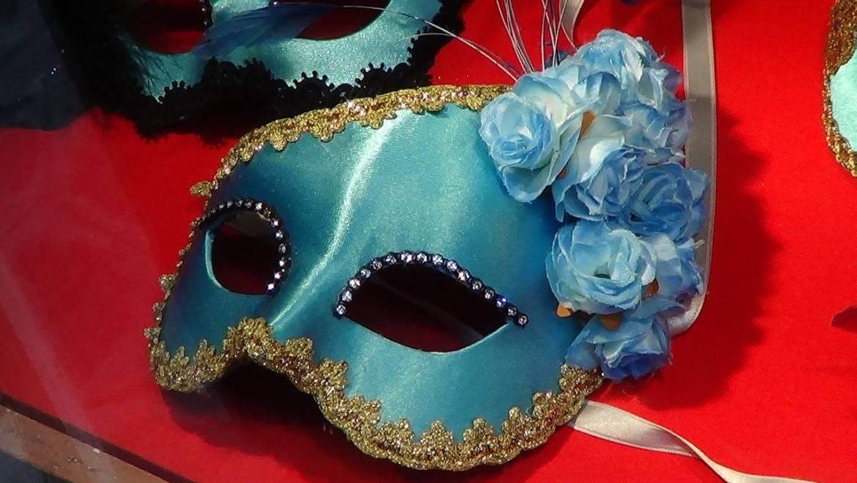 Blumen im Karneval
