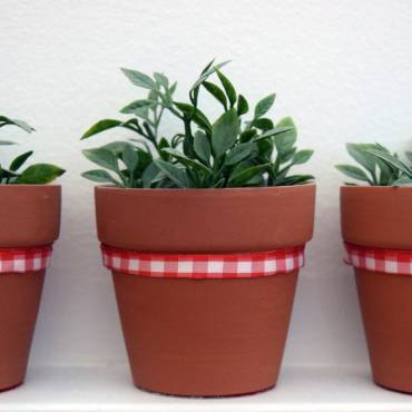 Upcycling: Blumenampeln selbst gemacht
