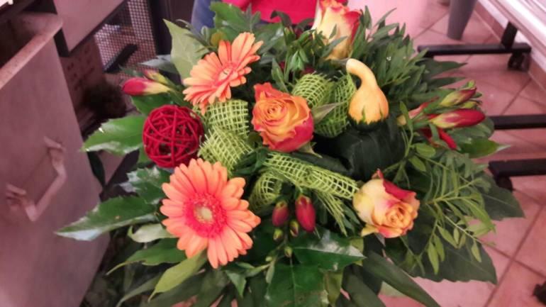 Blumenstrauß binden leicht gemacht!