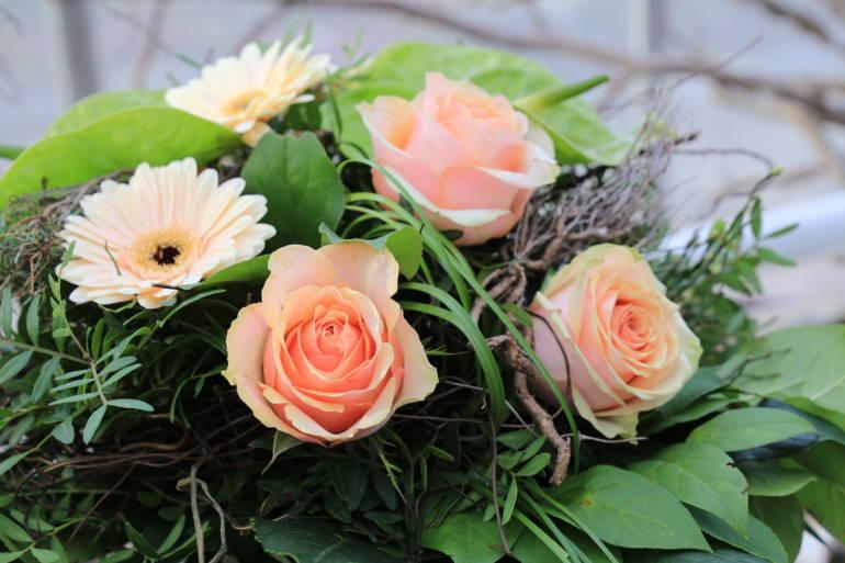 Es gibt viele Gründe fürs Blumen kaufen!