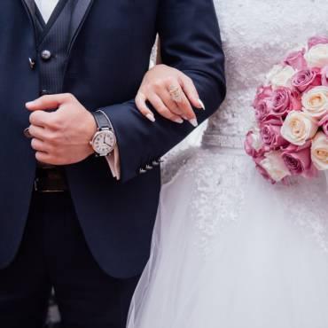 Hochzeitsbräuche mit Blumen