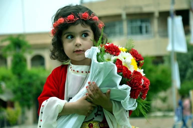 Blumen für Kinder? Warum nicht?!