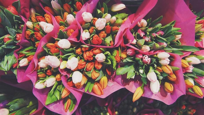 Die Blütengrößen bestimmen die Wirkung